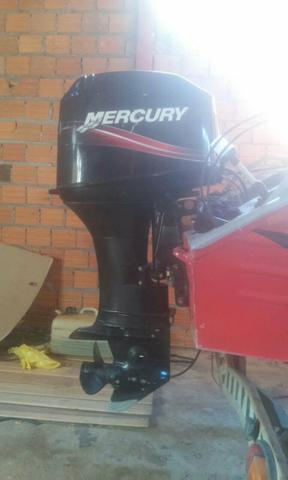Motor mercury 50 hp