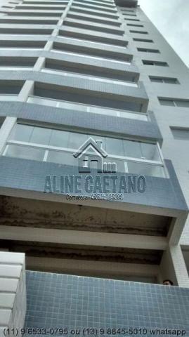 Apartamento 2 quartos 1 suíte em Vila Tupi - Praia Grande - S