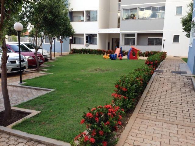 Apartamento na 1005 sul, Residencial Milão, 2 quartos, semi-mobiliado
