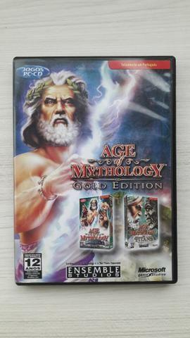 Age of Mythology Gold Edition original