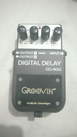 Digital delay groovin