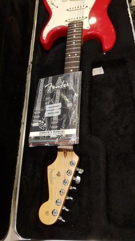 Fender American Standard Red Race