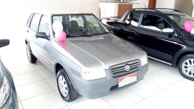 Fiat Uno mille way única dona bem novinho!!