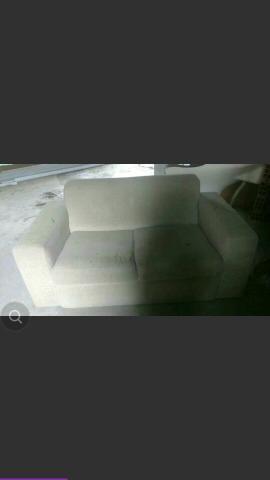 Dois sofás semi-novo