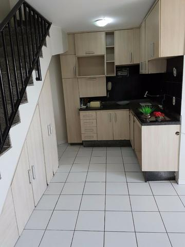 Cobertura duplex 3 quartos reformada residencial Costa Verde