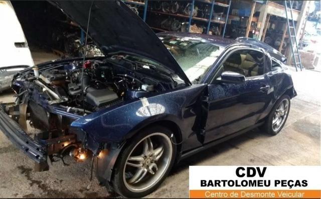 Peças Sucata ford Mustang v6 coupe 2012