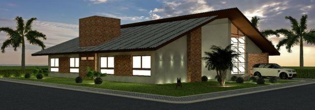 Casa padrão luxo no Condominio Águas da Serra
