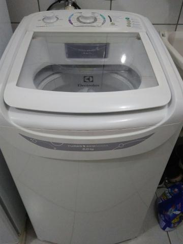 Máquina 8 kg Eletrolux