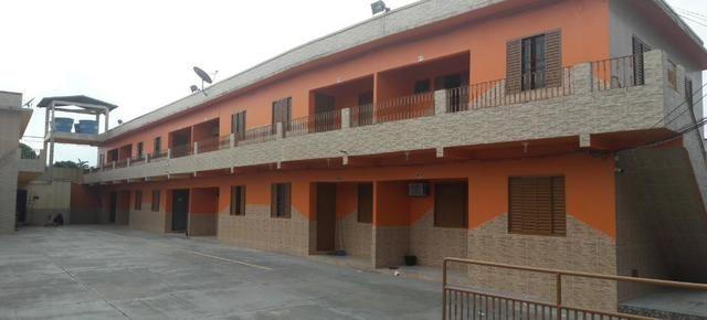 Apartamento em Flores, codomínio fechado com garagem, apenas 1 apto disponível