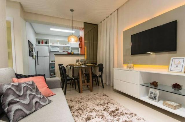 Apartamento com plano de pagamento facilitado