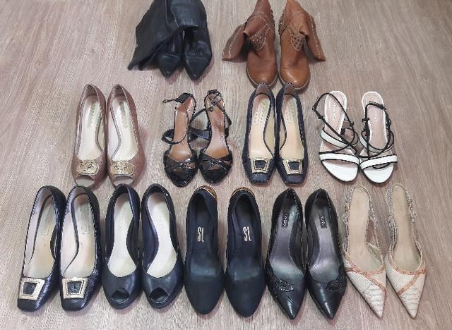 Sapatos Femininos Diversas Marcas