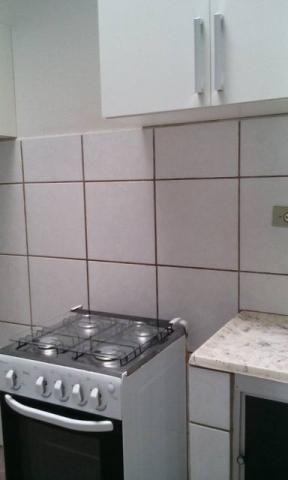 Apartamento kitnet mobiliado