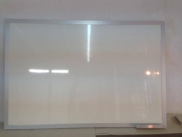 Quadro Branco Magnético 120x150cm Profissional