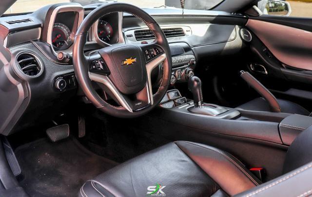 Chevrolet Camaro 2SS V8 Apenas 18.000Km - Foto 10