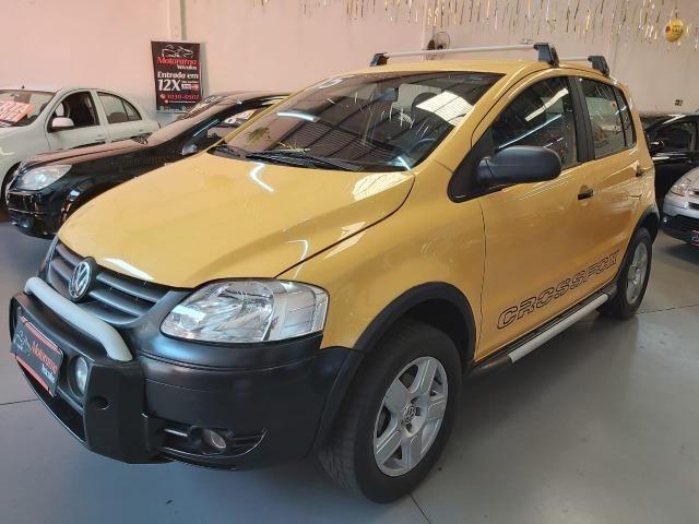 Vw - Volkswagen Crossfox 1.6 Completo - Foto 2