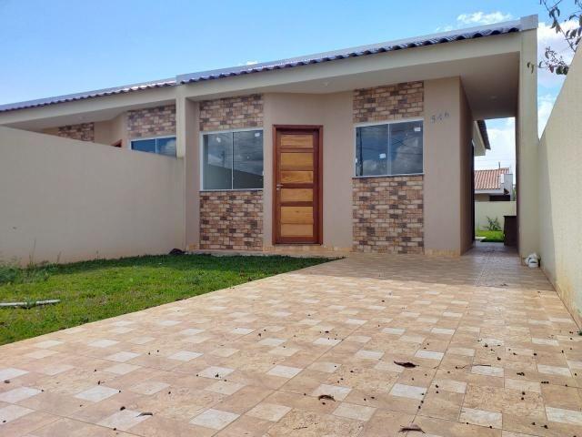 Casa à venda, 2 quartos, 1 vaga, Santa Terezinha - Fazenda Rio Grande/PR - Foto 3