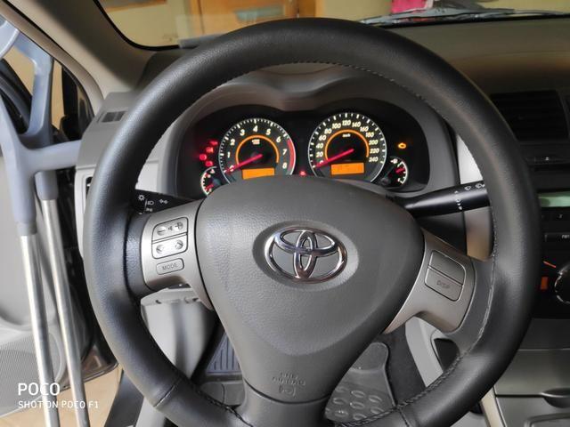 Toyota Corolla GLI 1.8 Flex Aut - Foto 7