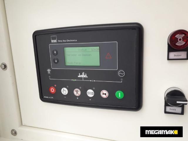 Gerador de Energia 33kva Silenciado Automático - Pronta Entrega - Foto 3