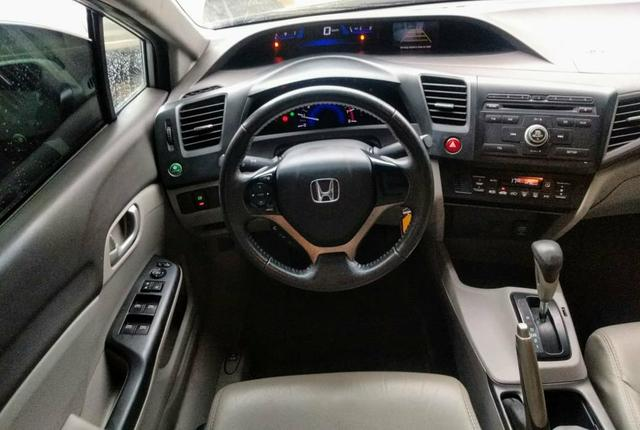 Honda Civic lxs at. 1.8 2015 parcelas 879 - Foto 5