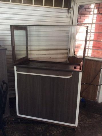 Chapa churrasquearei com armário - Foto 2