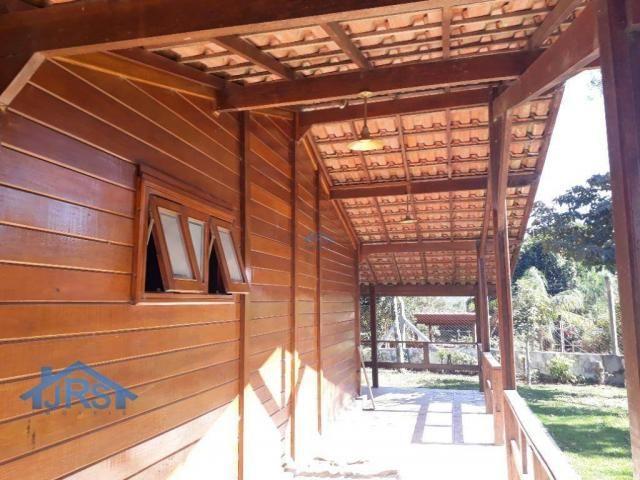 Chácara com 3 dormitórios para alugar, 3264 m² por R$ 5.800/mês - Suru - Santana de Parnaí - Foto 6
