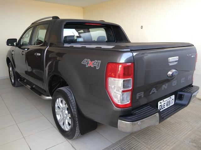 RANGER LIMITED 3.2 Turbo Diesel 4x4 Automático 2017 - Foto 8