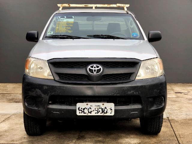 Toyota Hilux CS 2.5 turbo 4x4 Diesel -carroceria de madeira (valor para venda) - Foto 2