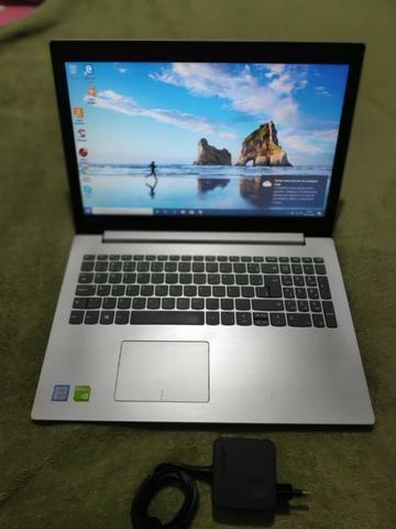 Aceito Trocas - Lindo Notebook Lenovo 15.6 Fullhd i5 7a geração 8gb 1Tb Placa Video 2Gb! - Foto 3