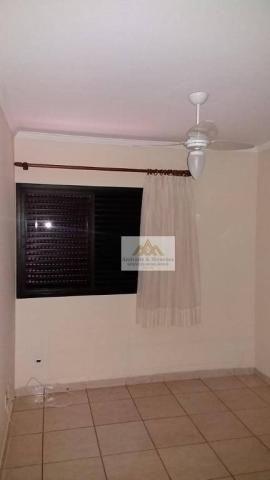 Apartamento com 3 dormitórios para alugar, 107 m² por r$ 1.300/mês - centro - ribeirão pre - Foto 10