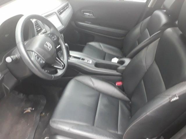 K Honda HR-V 2016 Banco em couro, câmbio automático, multimídia - Foto 5