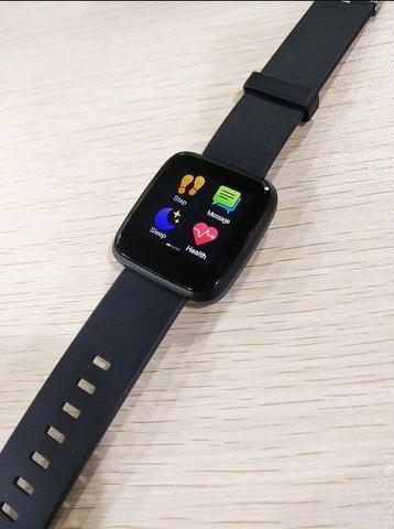Colmi CY7 PRO Smartwatch fulltouch o mais top para notificações