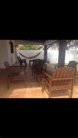 Aluga-se casa de praia em tabatinga para veraneio - Foto 13