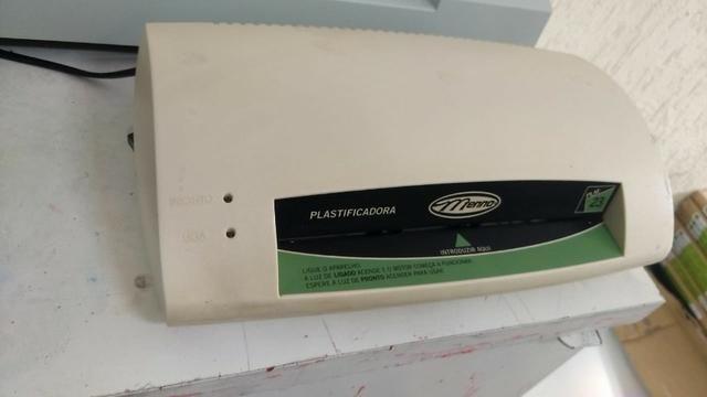 Plastificadora Mtenno plm 23