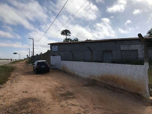 Vendo Área / Terreno na BR 101 Com 10.000m² Próx a Volvo, Baldessar Rondon e Rio Grandense
