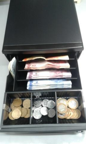 Mini-gaveta de dinheiro GD-36 Bematech - Foto 2