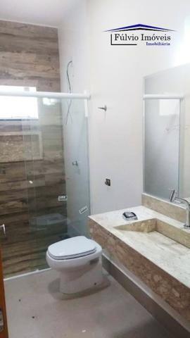 Lindissima! Moderna! Casa com 3 Qtos na rua 6, Vicente Pires! - Foto 7