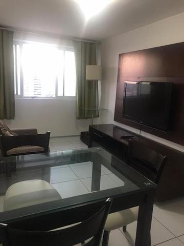 Apartamento mobiliado Maurício de Nassau