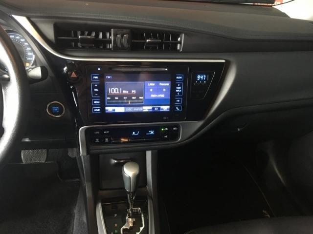 TOYOTA COROLLA 2.0 XEI 16V FLEX 4P AUTOM?TICO. - Foto 11