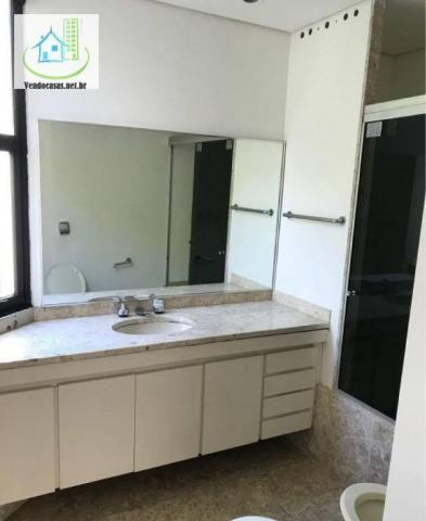 Apartamento com 5 dormitórios para alugar, 541 m² por r$ 23.000/mês - santo amaro - são pa - Foto 20