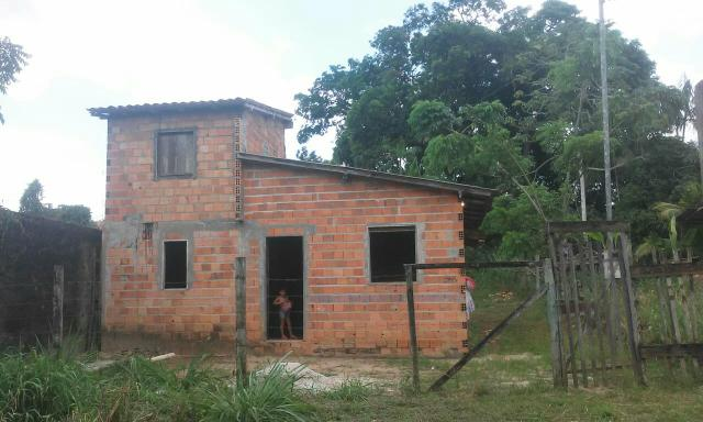 Vendo uma casa no valor de desapego 25 mil - Foto 2