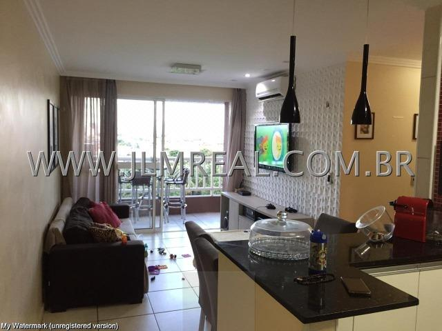 (Cod.:084 - Damas) - Mobiliado - Vendo Apartamento com 74m², 3 Quartos - Foto 3