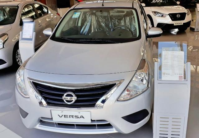 Versa 1.6 SV Manual Multi App 2020 0km