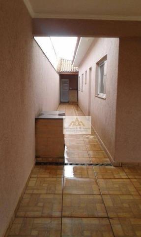 Casa com 3 dormitórios à venda, 195 m² por r$ 450.000 - jardim das acácias - cravinhos/sp - Foto 4