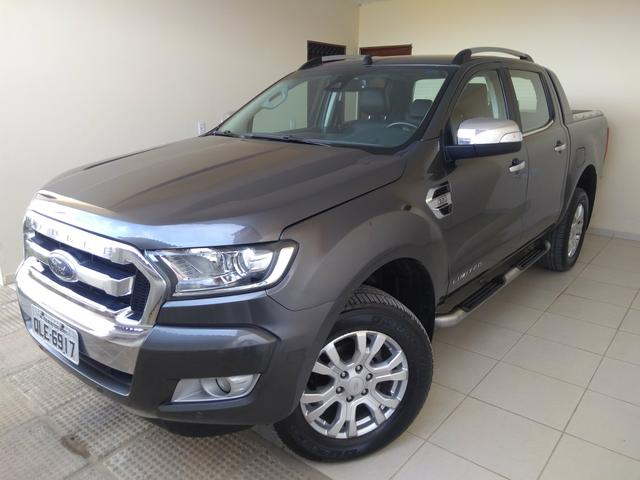 RANGER LIMITED 3.2 Turbo Diesel 4x4 Automático 2017 - Foto 2