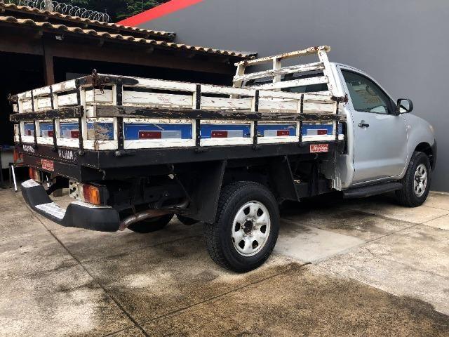 Toyota Hilux CS 2.5 turbo 4x4 Diesel -carroceria de madeira (valor para venda) - Foto 8