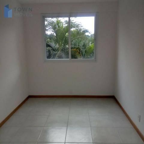 Apartamento com 2 dormitórios para alugar, 58 m² por R$ 1.200/mês - Piratininga - Niterói/ - Foto 14