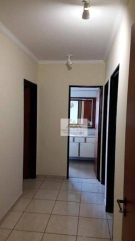 Apartamento com 3 dormitórios para alugar, 107 m² por r$ 1.300/mês - centro - ribeirão pre - Foto 6