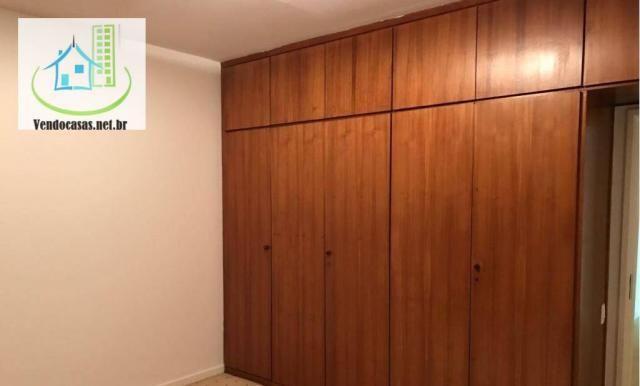 Apartamento com 5 dormitórios para alugar, 541 m² por r$ 23.000/mês - santo amaro - são pa - Foto 15