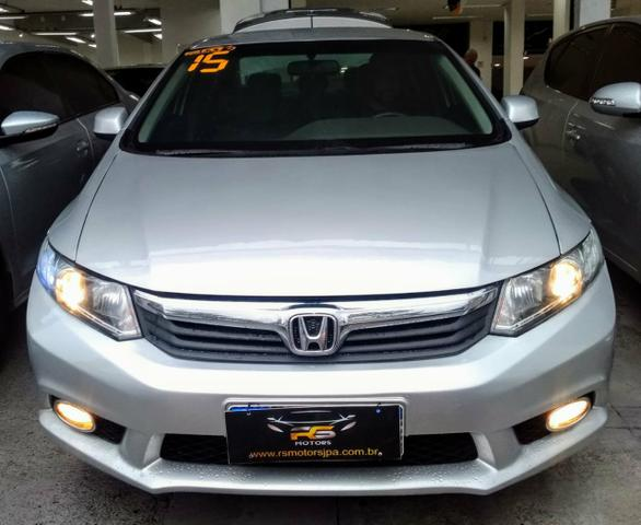 Honda Civic lxs at. 1.8 2015 parcelas 879