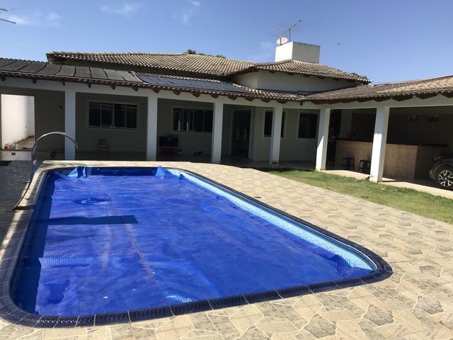 Jander Bons Negócios: Casa de 3 qts, suíte, porcelanato no Condomínio Vila Verde/ Sobr - Foto 4